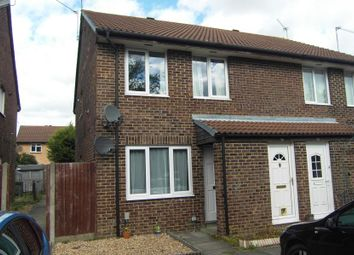 Thumbnail 1 bed maisonette to rent in Saleby Close, Lower Earley, Reading