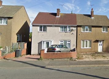 Thumbnail Semi-detached house for sale in Exhall Road, Coventry