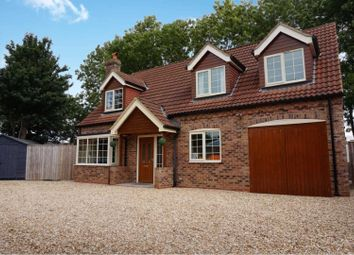 Thumbnail 3 bed detached house for sale in Legbourne Road, Louth