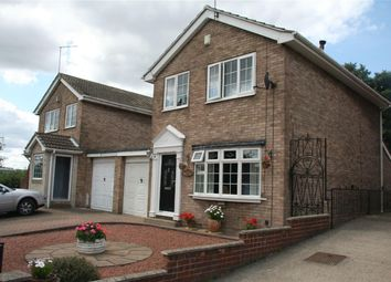 Thumbnail 3 bed link-detached house for sale in Daleswood Drive, Worsbrough, Barnsley, South Yorkshire