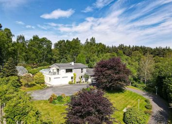 Thumbnail 4 bed detached house for sale in Strathspey Drive, Grantown-On-Spey