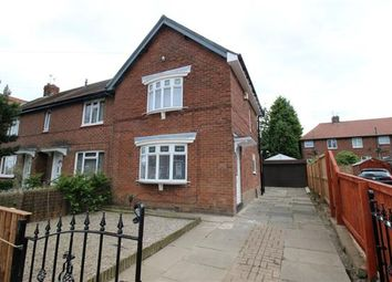 Thumbnail 2 bed end terrace house to rent in Huntley Square, Sunderland, Tyne & Wear