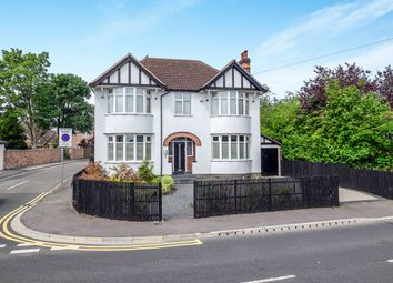 Thumbnail 4 bed detached house for sale in Main Road, Wilford, Nottingham