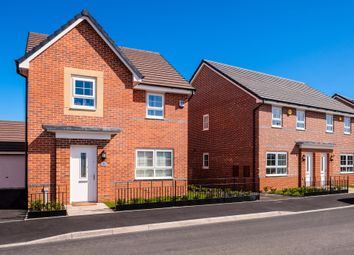 "Thumbnail 4 bed detached house for sale in ""Kington"" at Green Lane, Yarm"