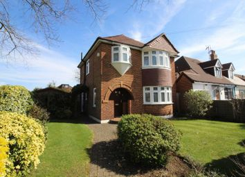 Thumbnail 3 bed detached house for sale in Ashford Crescent, Ashford