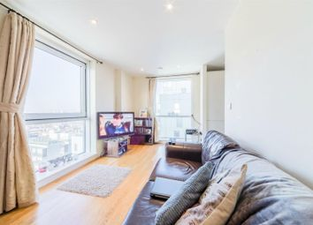 Thumbnail 1 bed flat to rent in Wharfside Point South, 4 Prestons Road, London