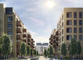 Thumbnail 3 bed flat for sale in Forrester Way, London