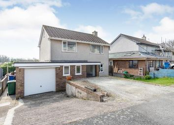 Thumbnail 4 bed detached house for sale in Stad Bryn Golau, Tyn Y Gongl, Benllech, Anglesey