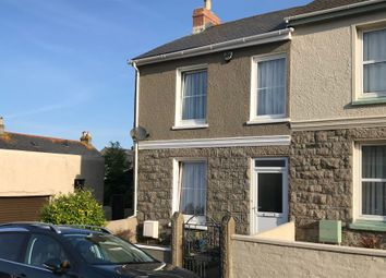 Thumbnail 4 bed end terrace house for sale in Coronation Road, Redruth