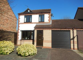 Thumbnail 2 bedroom link-detached house for sale in Grove Court, Gainsborough