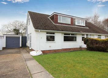 Thumbnail 3 bed semi-detached house for sale in Tamar Close, Pontllanfraith, Blackwood
