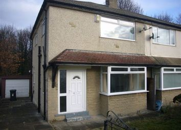 Thumbnail 3 bed property to rent in Bartle Close, Hollingwood Lane, Bradford, 4
