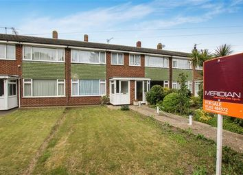 Thumbnail 2 bed terraced house for sale in York Close, Christchurch