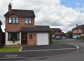 Thumbnail 3 bed detached house for sale in Great Western Way, Stourport-On-Severn