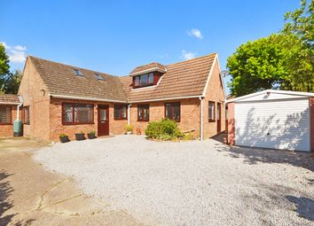 Eastwell Close, Shadoxhurst, Ashford TN26. 5 bed detached bungalow