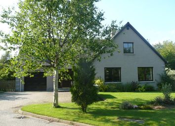 Thumbnail 4 bed detached house to rent in Marywell Lane, Midmar, Inverurie