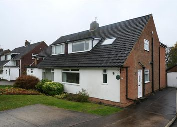 Thumbnail 3 bed semi-detached house to rent in High Ash Mount, Shadwell, Leeds