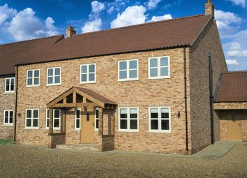 Thumbnail 4 bed detached house for sale in The Dale, Begdale Road, Elm, Wisbech