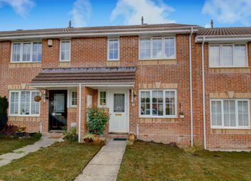 Thumbnail 2 bed terraced house for sale in Woodland Close, Verwood