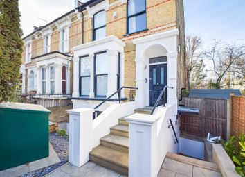 Thumbnail 2 bed flat to rent in Brownswood Road, London