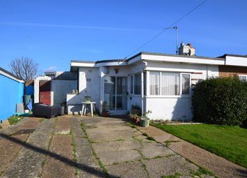 Thumbnail 1 bed bungalow for sale in South Close, Pevensey Bay