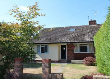 Thumbnail 4 bed semi-detached bungalow for sale in Meadowside Close, Bishops Hull, Taunton