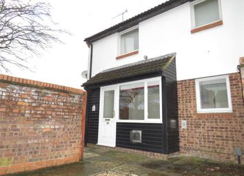 Thumbnail End terrace house to rent in Meadowsweet Close, Swindon