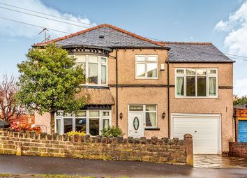 Thumbnail 4 bed detached house to rent in Tullibardine Road, Sheffield