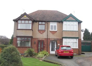 Thumbnail 3 bed semi-detached house to rent in Sullivan Road, Coventry