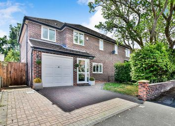 Thumbnail 4 bed semi-detached house for sale in Marlow Drive, Handforth, Wilmslow