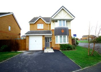 Thumbnail 4 bed detached house for sale in Lon Glanfor, Abergele, Conwy