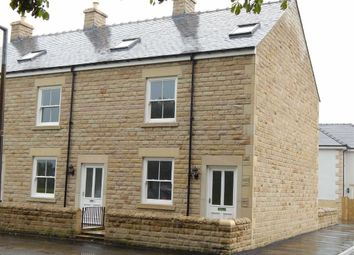 Thumbnail 3 bed town house to rent in Waterswallows Rd, Buxton, Derbyshire
