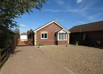 Thumbnail 2 bed detached bungalow for sale in Golden Close, Anwick, Sleaford