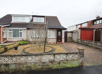 Thumbnail 3 bed semi-detached house for sale in Canniswood Road, Haydock, St Helens