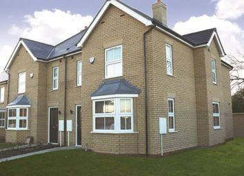 Thumbnail 3 bed end terrace house for sale in Plot 89 The Alexandrite, De Montfort Park, Off Mill Road, Boston