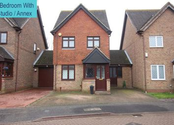Thumbnail 2 bed detached house for sale in Marsworth Close, Yeading, Hayes