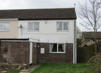 Thumbnail 4 bed semi-detached house for sale in Knightsbridge Road, Glen Parva, Leicester