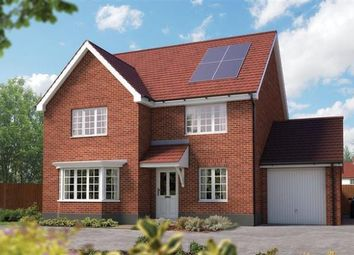 Thumbnail 5 bed detached house for sale in Off Silfield Road, Wymondham, Norfolk