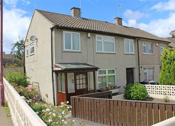 Thumbnail 4 bedroom end terrace house for sale in Salcombe Place, Bradford, West Yorkshire