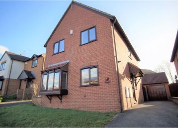 Thumbnail 4 bed detached house for sale in Railton Jones Close, Stoke Gifford