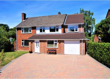 Thumbnail 5 bedroom detached house for sale in Poynings Crescent, Basingstoke