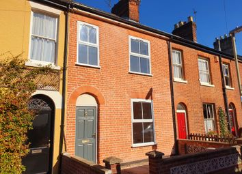 Thumbnail 3 bed terraced house for sale in Hanover Road, Norwich