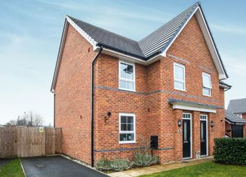 Thumbnail 3 bed semi-detached house for sale in Rosemary Drive, Northwich, Cheshire, .