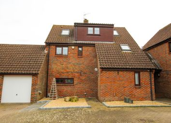 Thumbnail 4 bedroom link-detached house for sale in Russet Court, Kingswood, Gloucestershire