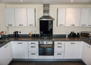 Thumbnail 2 bed flat for sale in 20 Onyx Crescent, Leicester