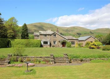 Thumbnail 4 bed detached house for sale in Near Moss, Garsdale Road, Sedbergh, Cumbria