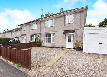 Thumbnail 3 bedroom semi-detached house for sale in Winster Road, Chaddesden, Derby