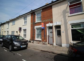 Thumbnail 4 bed terraced house to rent in Harrow Road, Southsea