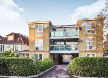 Thumbnail 2 bed flat for sale in 18 Roberts Road, Southampton