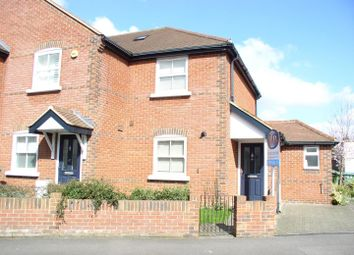 Thumbnail 2 bed end terrace house for sale in Albany Road, Hersham, Walton-On-Thames